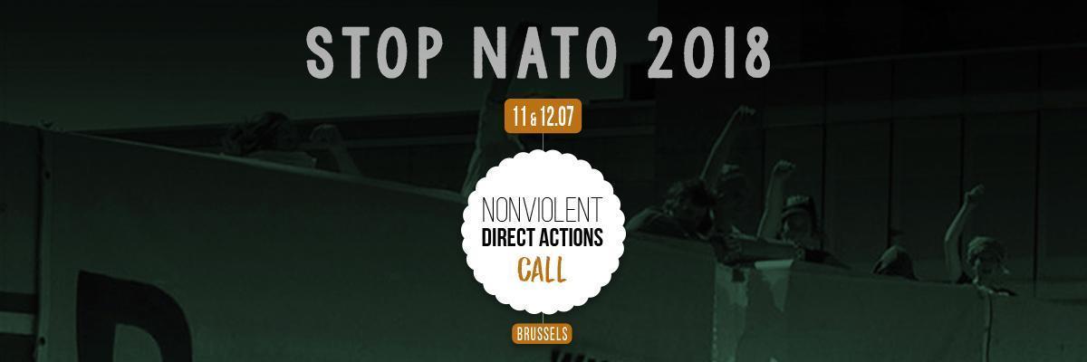 Permalink to: Appel à actions | Sommet de l'OTAN | 11&12.07 | BXL