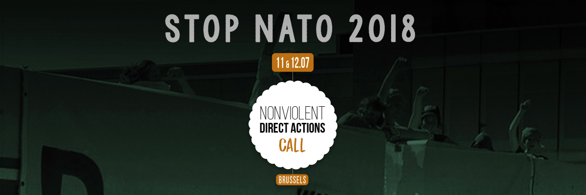 Permalink to: Stop NATO 2018