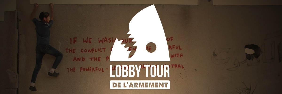 Permalink to: 23/09   Lobby Tour   Armement et pauvreté